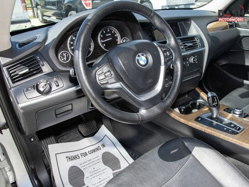 BMW X3 xDrive35i Navigation Panoramic Camera Leather X 2011 price $9,995