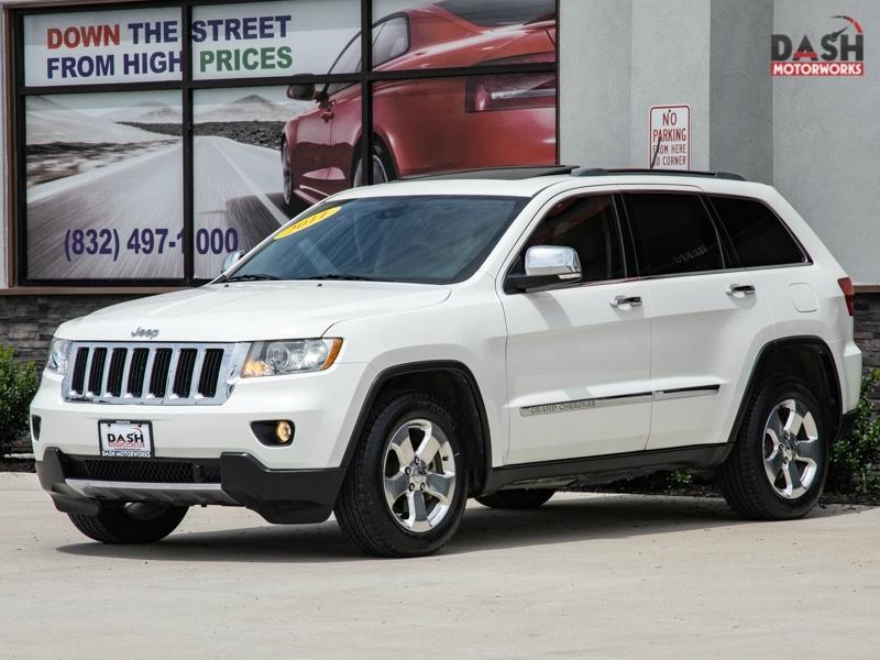 Jeep Grand Cherokee Limited V6 Navigation Panoramic Cam 2011 price $11,995