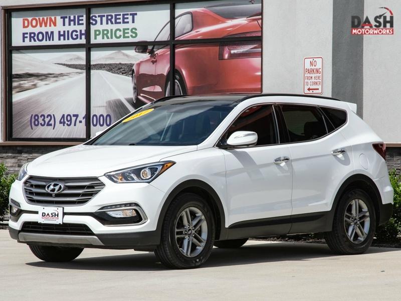 Hyundai Santa Fe Sport Premium Navigation Leather Camera C 2017 price $15,995