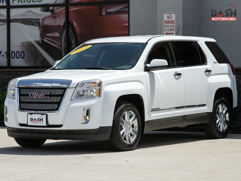 GMC Terrain SLT Backup Camera Bluetooth Alloys 2013 price $9,995
