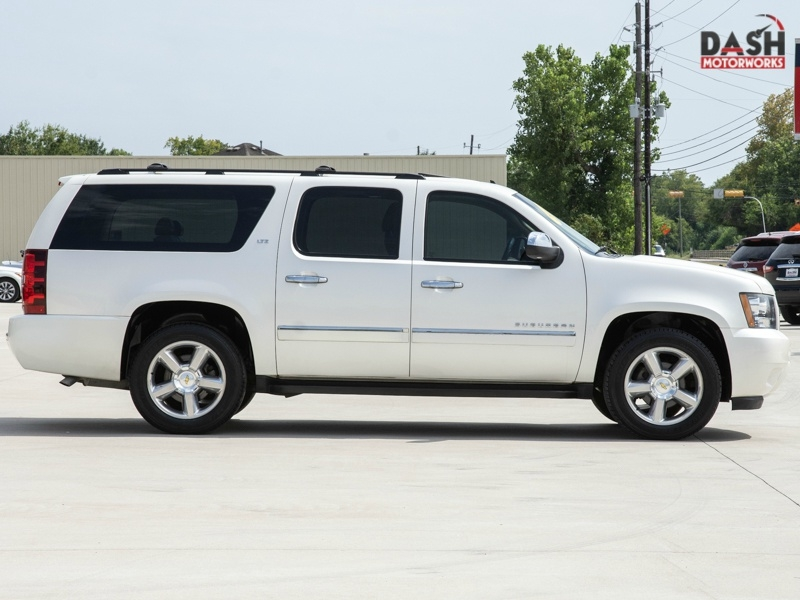 Chevrolet Suburban LTZ Navigation Sunroof Camera DVD Leather 2011 price $13,985