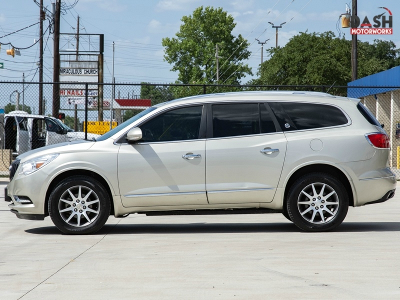 Buick Enclave Leather Camera LED Xenons 7-Pass 2014 price $12,995