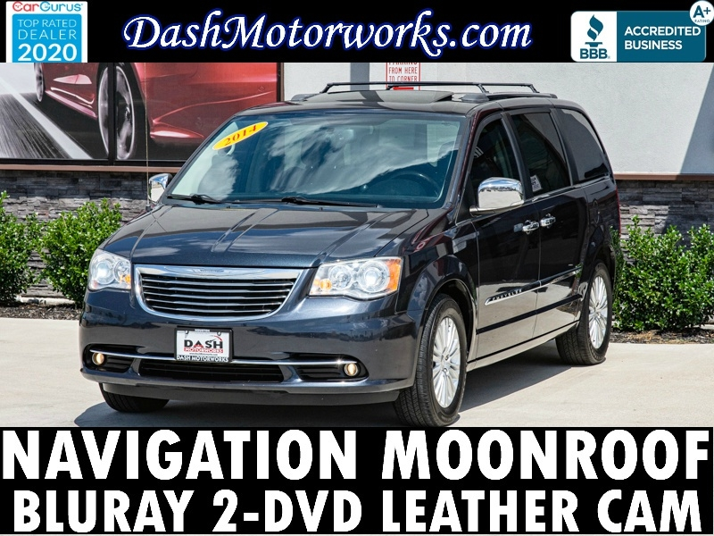 Chrysler Town & Country Limited Navigation Camera Sunroof 2 2014 price $12,995