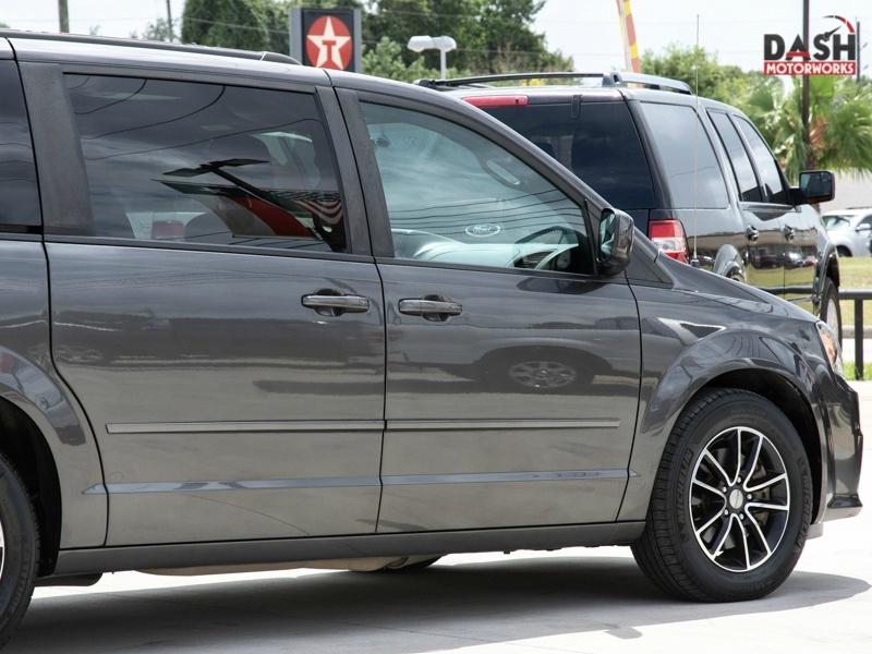 Dodge Grand Caravan R/T Leather Camera Power Liftgate 2016 price $13,995