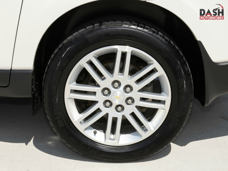 Chevrolet Traverse LT Camera 20-in Wheels 7-Pass 2015 price $11,995