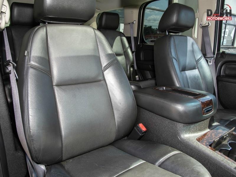 GMC Yukon Denali 6.2L V8 Navigation Sunroof DVD Camera 2012 price $18,995