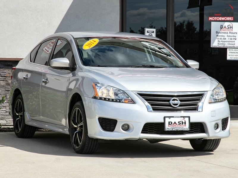 Nissan Sentra SR Navigation Camera Spoiler Alloys Auto 2014 price $7,995