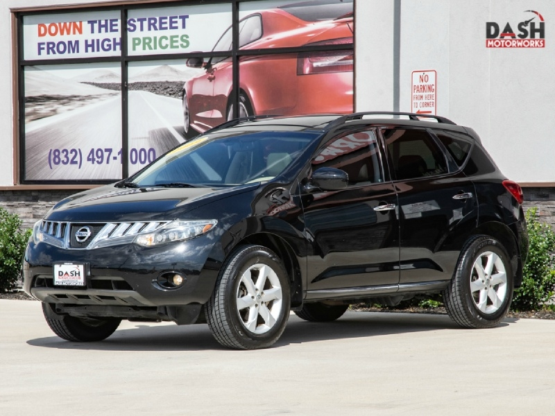 Nissan Murano SL Panoramic Leather Bose Camera 2009 price $8,995