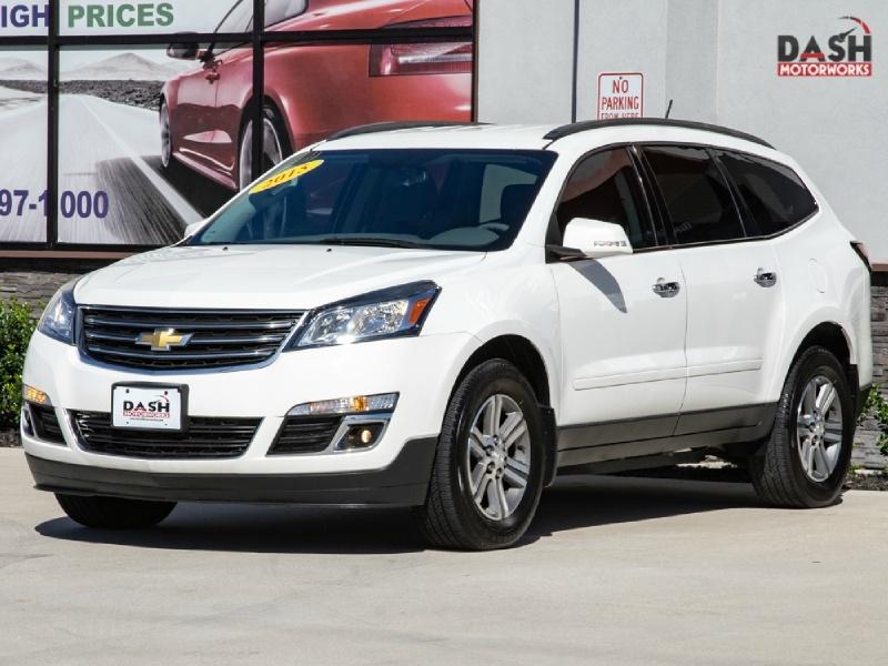 Chevrolet Traverse LT Camera Remote Start 7-Pass 2015 price $10,995