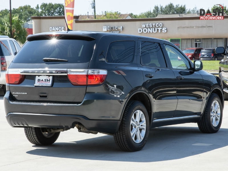 Dodge Durango Express AWD V6 Auto 7-Pass 2011 price $13,985
