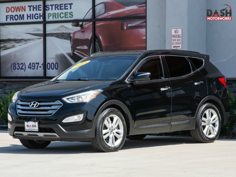 Hyundai Santa Fe Sport 2.0T Leather Camera Keyless Go 2013 price $11,995