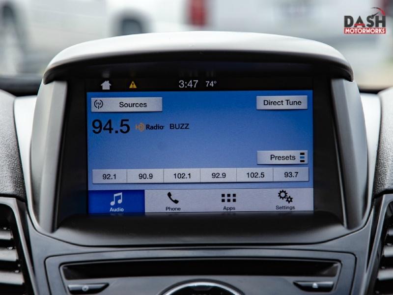 Ford Fiesta Titanium Hatchback Leather Camera Sony Auto 2016 price $9,985