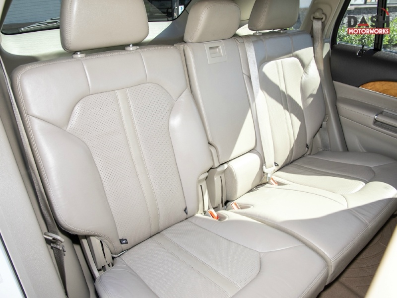 Lincoln MKX Leather Dual-DVD Camera Cooled Seats 2013 price $10,985