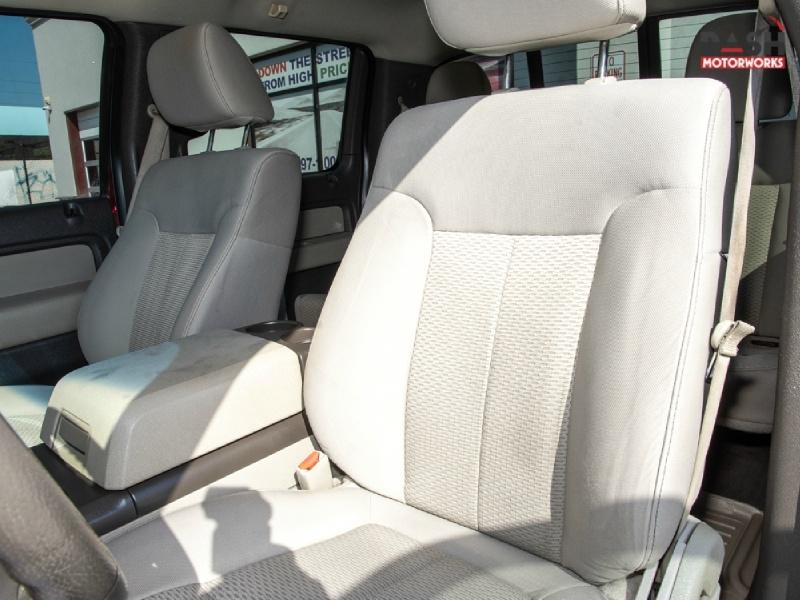Ford F-150 XLT SuperCrew 5.4L V8 Bedliner Chrome 2010 price $12,995