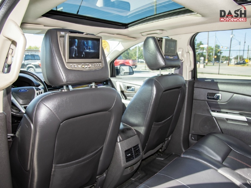 Ford Edge Limited 2-DVD Navigation Panoramic Leather Ca 2013 price $10,995