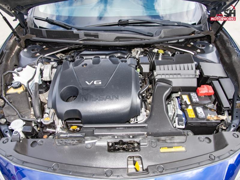 Nissan Maxima SR Navigation Camera Bose Leather 2017 price $17,799
