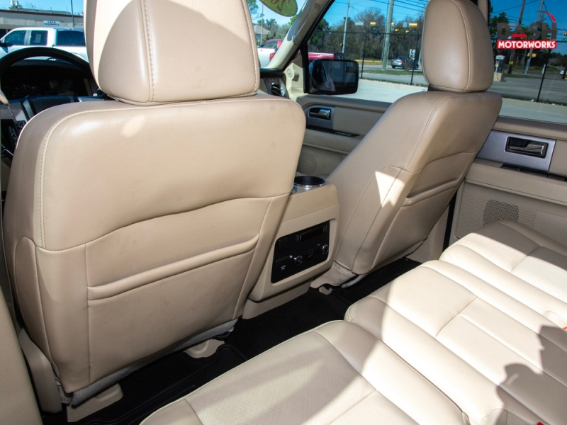 Ford Expedition Limited Leather Camera Cooled Seats 8-P 2015 price $18,985