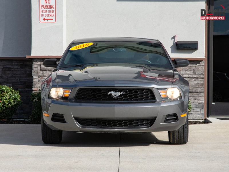 Ford Mustang Premium V6 Leather Shaker Spoiler Auto 2010 price $9,995