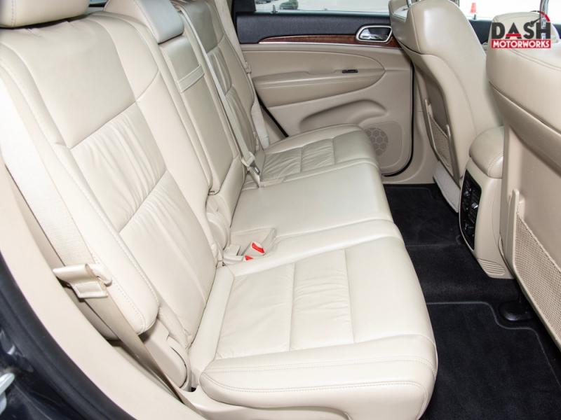 Jeep Grand Cherokee 4WD Limited Navigation Panoramic Ca 2011 price $12,400