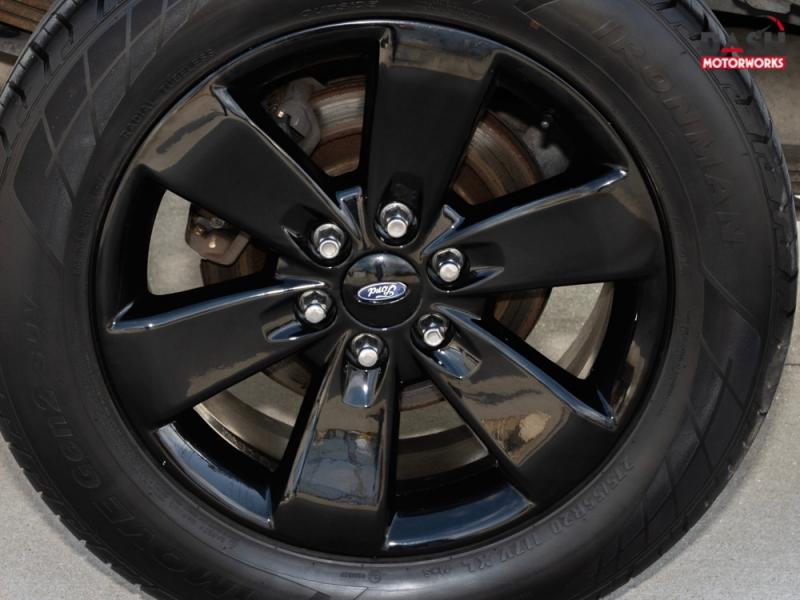 Ford F-150 FX2 SuperCrew 5.0 V8 Navigation Camera Sunro 2012 price $17,985