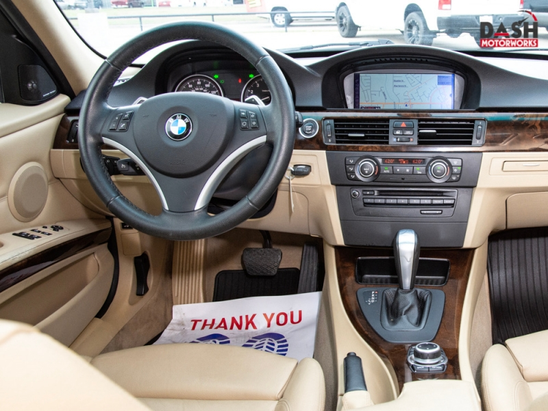BMW 335i Sport Sedan Navigation Sunroof Leather Auto 2011 price $12,985