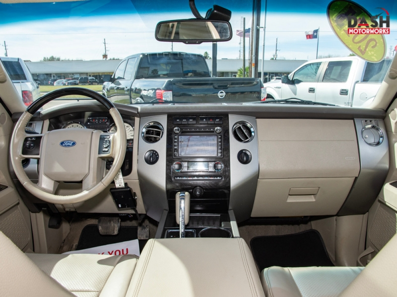 Ford Expedition Limited 4WD Navigation Camera Sunroof L 2011 price $11,985