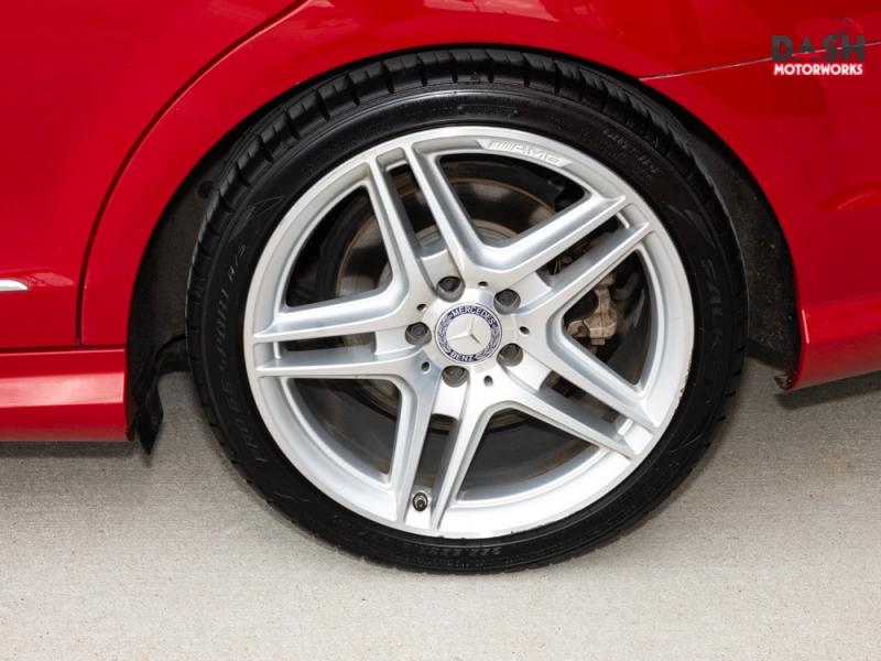 Mercedes-Benz C250 Sport Sedan Sunroof Leather Premium AMG Wheel 2014 price $11,950