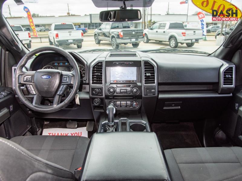 Ford F-150 XLT SuperCrew EcoBoost Camera Bedliner Sport 2016 price $23,985