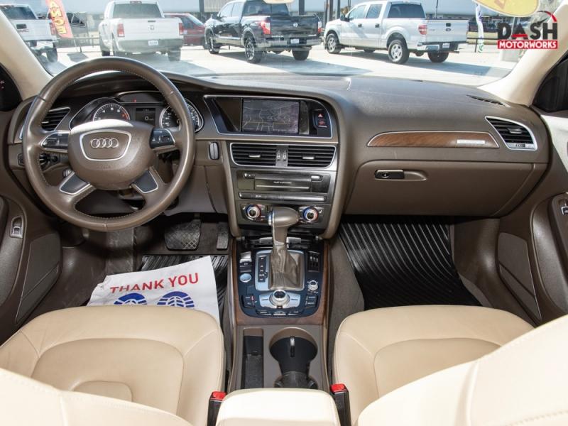 Audi A4 2.0T Premium Plus S-Line Navigation Camera Leat 2014 price $14,995