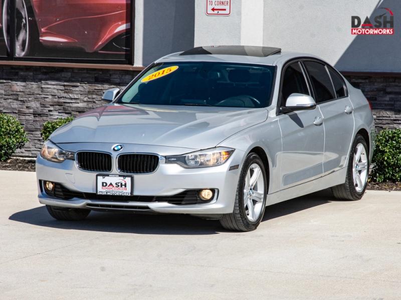 BMW 328i Sedan Navigation Camera Sunroof Leather 2015 price $11,750