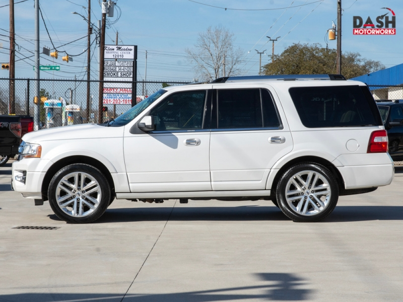 Ford Expedition Limited Navigation Sunroof Camera Leath 2015 price $17,985