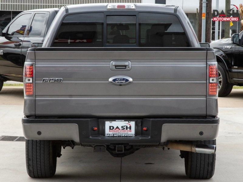 Ford F-150 FX2 SuperCrew EcoBoost Navigation Leather Ca 2013 price $21,750