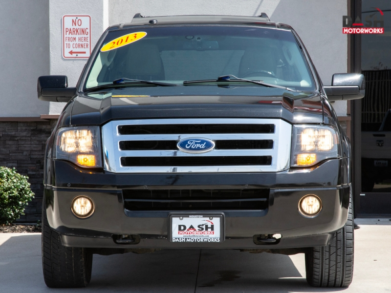 Ford Expedition EL Limited 4WD Navigation Sunroof Leath 2013 price $15,500