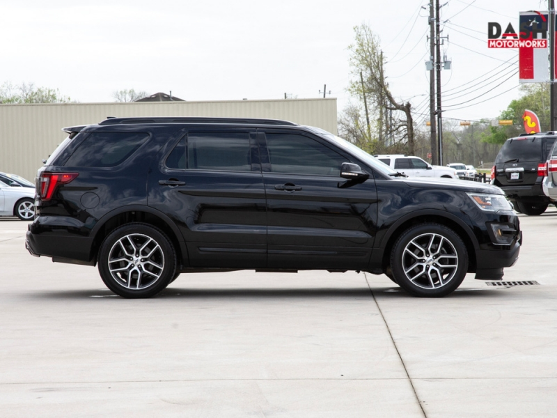Ford Explorer Sport 4WD EcoBoost Leather Camera 6-Pass 2016 price $18,995