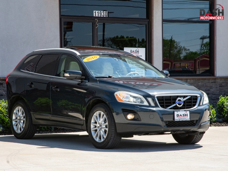 Volvo XC60 T6 AWD Navigation Panoramic Camera Leather Dy 2010 price $8,995