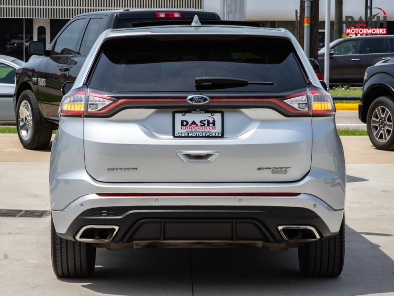 Ford Edge Sport Navigation Panoramic Camera Sony 2015 price $16,500