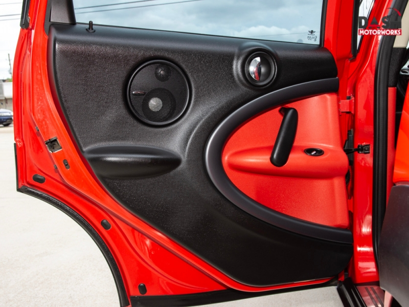 Mini Cooper S Countryman AWD Panoramic Harman Kardon 6- 2012 price $10,899