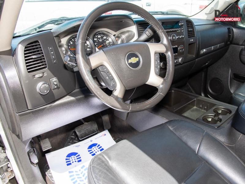 Chevrolet Silverado 1500 LT Crew Cab Leather Sunroof Brushgu 2013 price $21,985