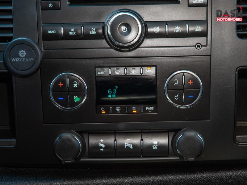 Chevrolet Silverado 1500 LT Crew Cab Leather Sunroof Brushgu 2013 price $20,995