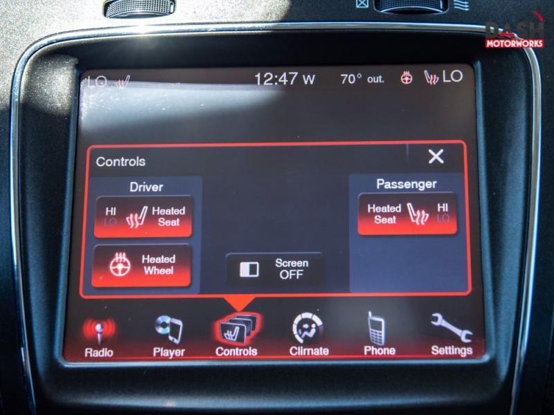 Dodge Journey Crossroad Leather Camera Park Assist 7-Pas 2015 price $10,500