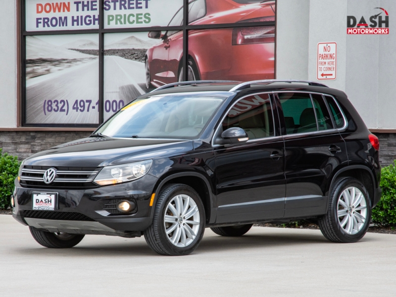 Volkswagen Tiguan SE 2.0T Leather Alloys Auto 2013 price $10,500
