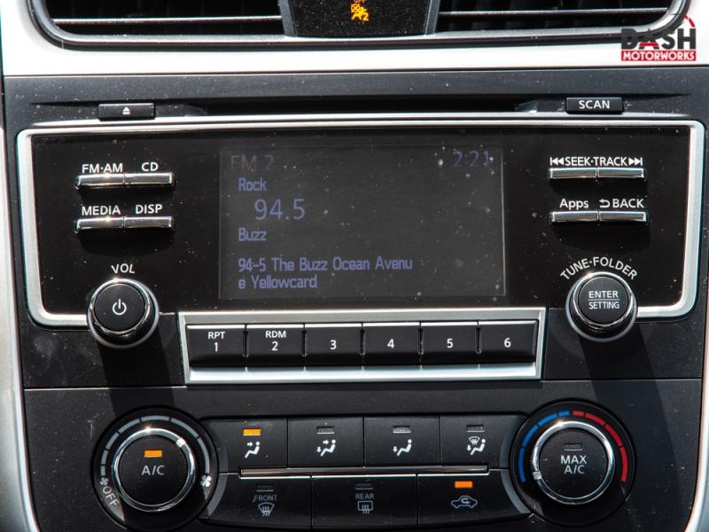 Nissan Altima 2.5 S Sedan Camera Bluetooth Auto 2016 price $12,500