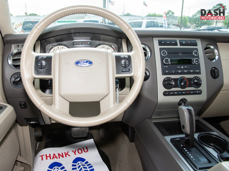 Ford Expedition XLT V8 Leather Sunroof Park Assist 2014 price $12,995