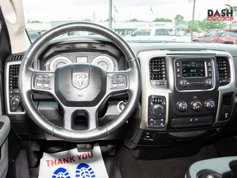 RAM 1500 Big Horn Quad Cab 4WD 5.7L V8 Bedliner 2014 price $21,995