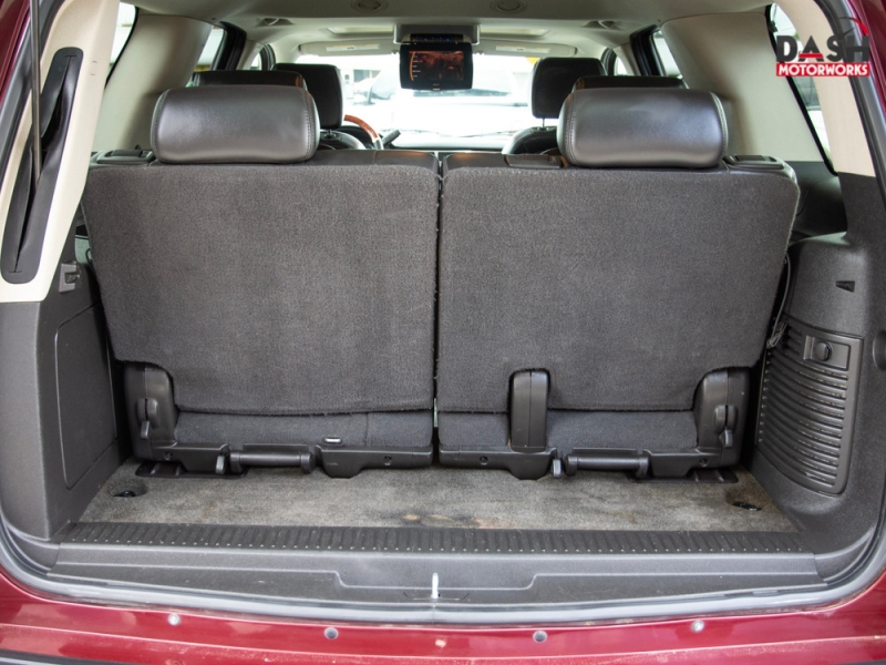 Chevrolet Tahoe LTZ Leather Sunroof DVD Bose 7-Pass 2008 price $11,995