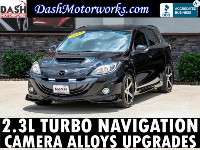 Mazda Mazdaspeed3 Navigation Camera Upgrades 2010 price $10,899