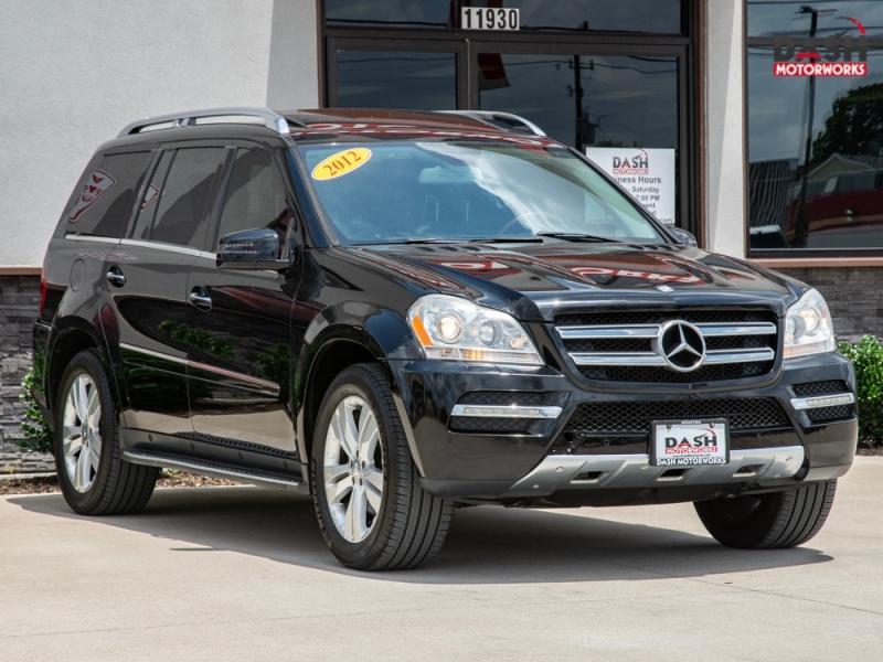 Mercedes-Benz GL450 4Matic Navigation 2-DVD Sunroof Camera Leath 2012 price $16,985