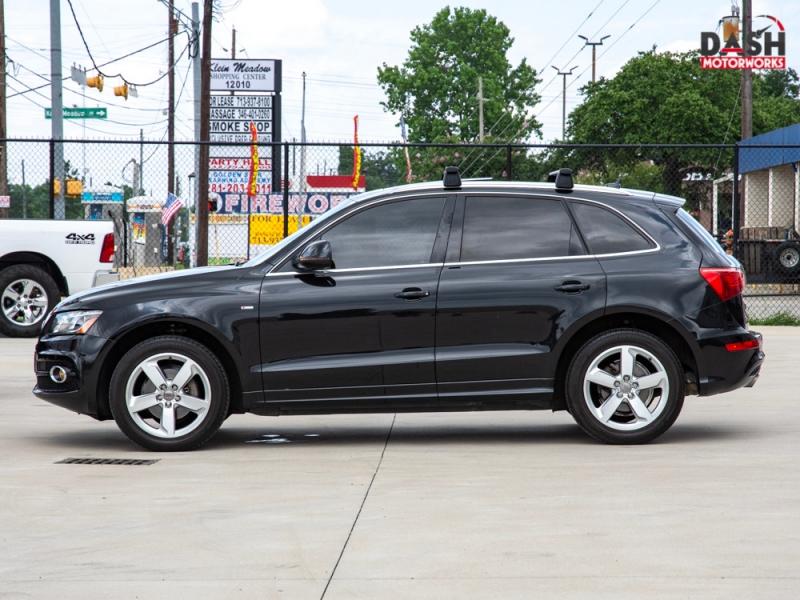 Audi Q5 3.2 V6 AWD Navigation Panoramic Camera Leather  2012 price $14,985