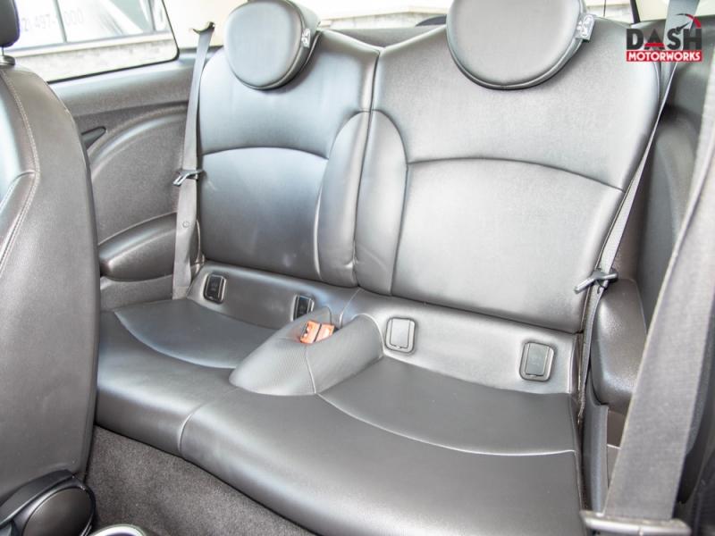 Mini Cooper S Hardtop Leather 6-Speed Manual 2013 price $11,995