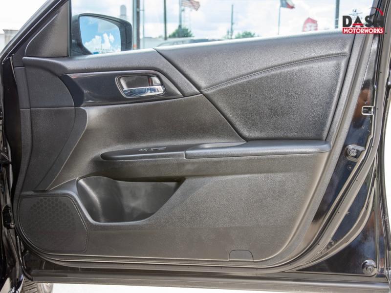Honda Accord Sport Sedan Camera Paddle Shifters Auto 2014 price $15,799
